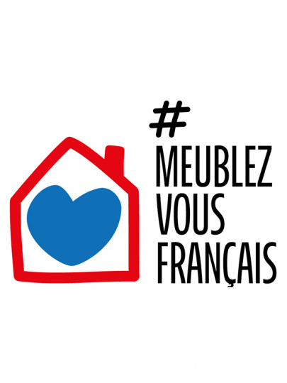 Tolix® , French manufacturer of designer metal furniture becomes a partner of the Ameublement Français.